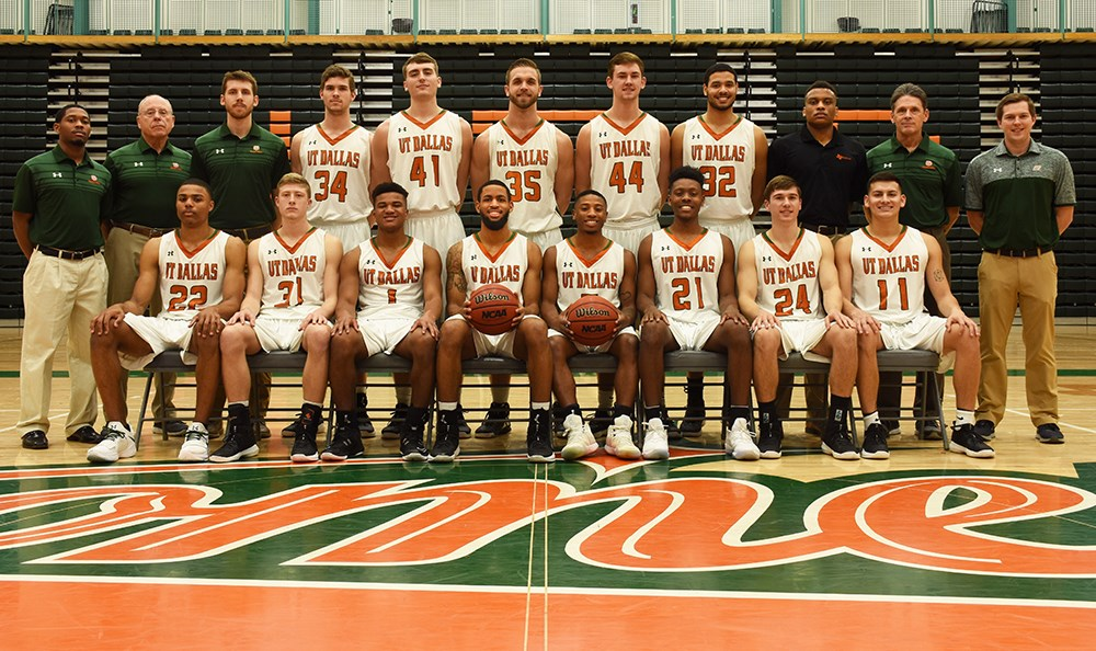best website 167d9 b27af 2017-2018 Men's Basketball Roster - University of Texas at ...
